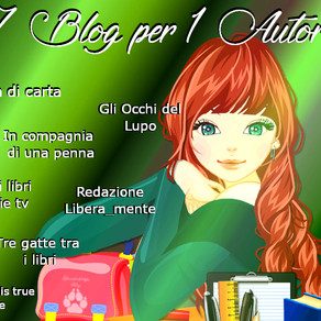 7 Blog per 1 Autore: Tiziana Lilò