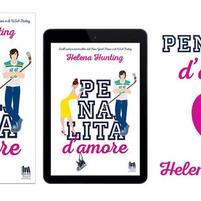 """Review Party - """"Penalità d'amore"""" di Helena Hunting"""