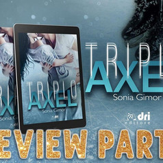 "Review Party - ""Triplo Axel"" di Sonia Gimor"