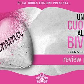 """Review Party - """"Un cuore al bivio"""" di Elena Tinelli"""
