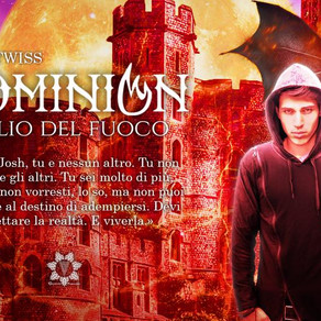 """""""Dominion - Figlio del fuoco""""           di Alice Twiss"""