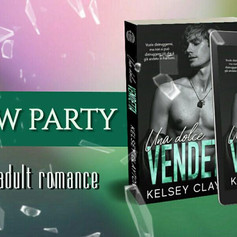 """Review Party - """"Una dolce vendetta"""" di Kelsey Clayton"""