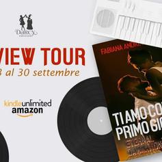"""Review Tour - """"Eternal Damnation : Ti amo come il primo giorno"""" di Fabiana Andreozzi"""