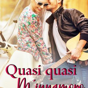 """Cover Reveal - """"Quasi quasi m'innamoro"""" di Rujada Atzori & Antonella Maggio"""