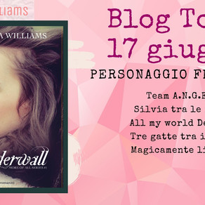 "Blog Tour - ""Wonderwall"" di Sabrina Williams"