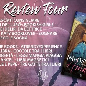 """Review Tour - """"Impossibile smettere di amarti"""" di Julia B. Williams"""