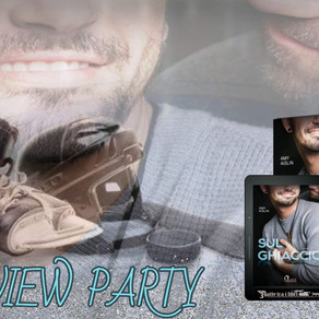 """Review Party - """"Sul ghiaccio"""" di Amy Aislin"""