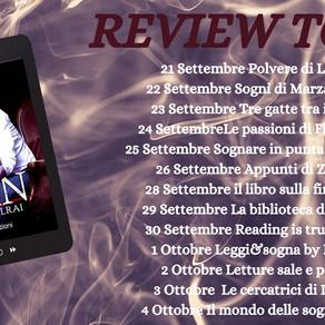 """Review Tour - """"Ivan"""" di Malia Delrai"""