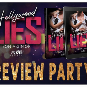 """Review Party - """"Hollywood Lies"""" di Sonia Gimor"""