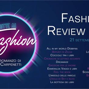 """Review Tour - """"Una notte al Fashion"""" di Lily Carpenetti"""