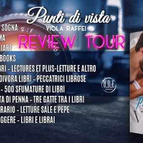 "Review Tour - ""Punti di vista"" di Viola Raffei"