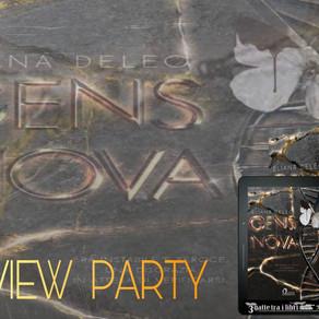 """Review Party - """"Gens Nova"""" di Eliana Deleo"""