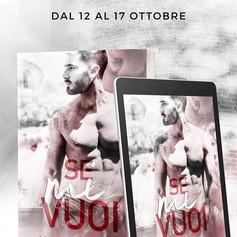 "Blog Tour - ""Se mi vuoi"" di Ingrid Rivi"