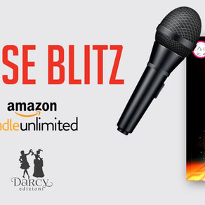 "Release Blitz-""Piovuta dal cielo- Eternal Damnation""                            di Fabiana Andreozzi"