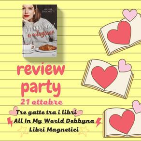 """Review Party - """"Innamorasi a colazione"""" di Milena Zucchetti"""