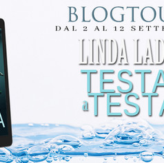"BLOGTOUR - Tappa + Giveaway di                              ""Testa a Testa"" di Lynda Ladd"