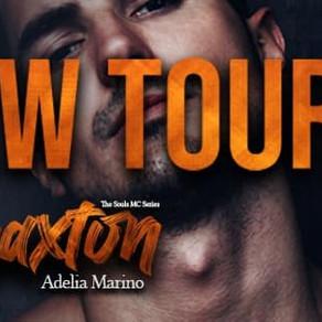 """Review Tour - """"Braxton"""" di Adelia Marino"""