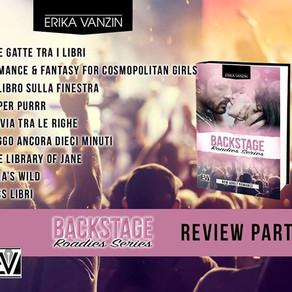"Review Party - ""Backstage"" di Erika Vanzin"