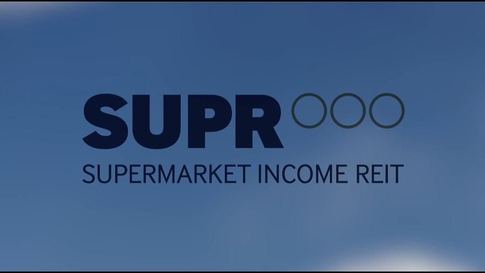 Supermarket Income REIT, Supermarket investment
