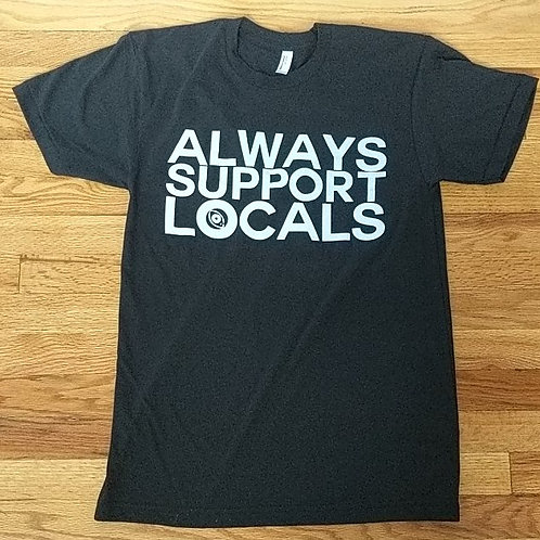 Always Support Locals