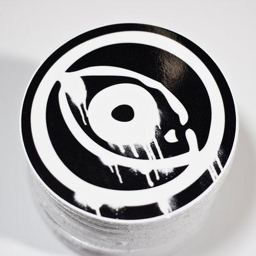 Bleeding Eyeball Sticker