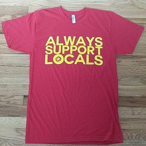 Always Support Local - Chiefs