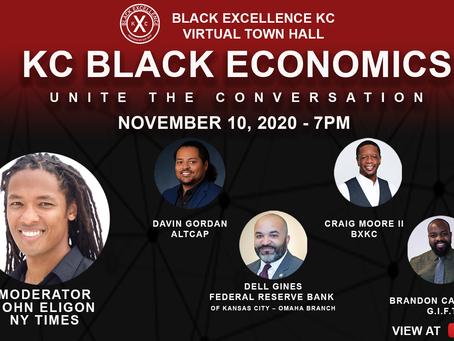 KC Black Economics: Virtual Town Hall