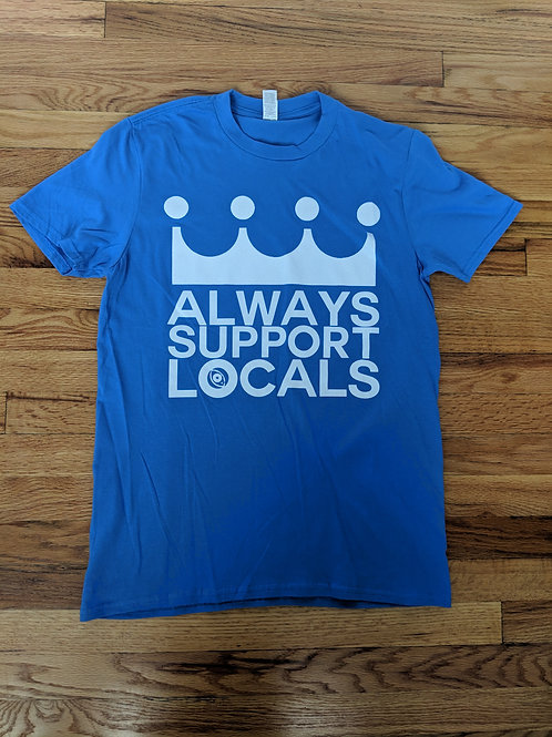 Always Support Local - Royal