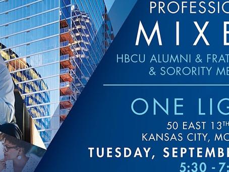 HBCU & Greek Professional Mixer