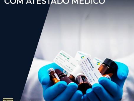 Antecipação do Auxílio-Doença com atestado médico
