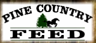 Donate Pet Food at Pine Country Feed
