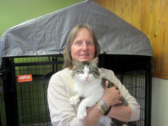 New Staff: Susan Belsky
