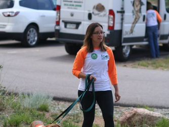 Volunteer of the Month: Lindsey Marsh