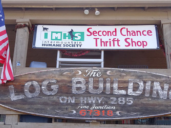 Fall into Savings at the IMHS Second Chance Thrift Shop
