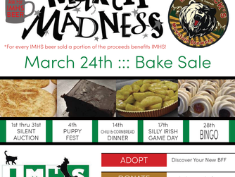 Yum ... Yum ... YUM ... Bake Sale!