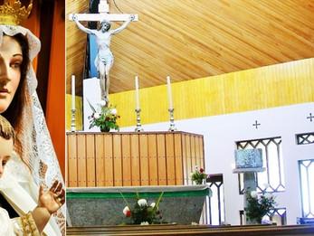 Ancud: aún en duda restauración de Virgen del Carmen tras ataque en Catedral