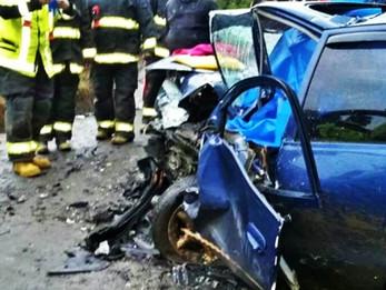 Dalcahue: accidente en Calen deja un fallecido y varios heridos de Ancud