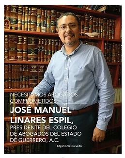 Jose Manuel linares espil