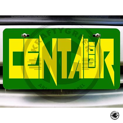 CAR TAG (EVIL)