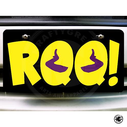 CAR TAG (REP'N)