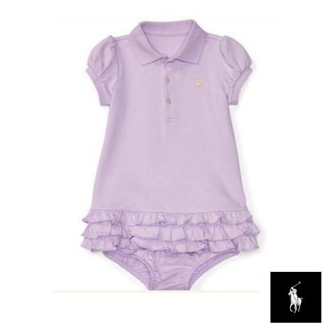 8c3cbc50f56b9 Vestido Polo - Ralph Lauren