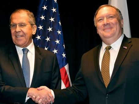Diplomacia é o caminho para preservação da democracia