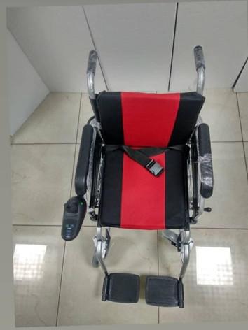 Motorised Wheelchair Front Photo