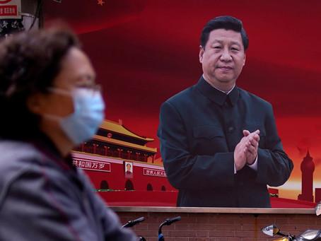 China - O início do Declínio?