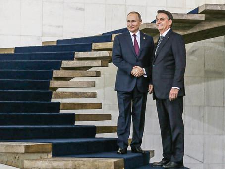 Brasil, Rússia e BRICS