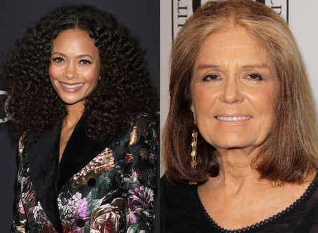 Thandie Newton & Gloria Steinem:  The Evolution and The Conquering of Black Feminism