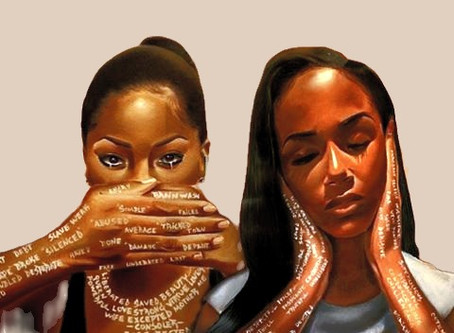 """Mental Health vs. The Black Women; To be or not to be """"Taboo"""""""