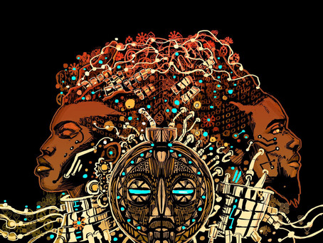 Rising with the Sun: Afrofuturism from a Poet's Perspective