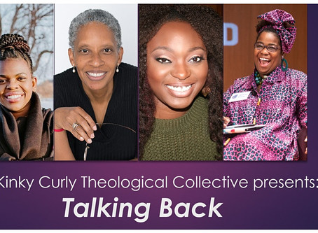 A Black Woman's Act of Refusal-Be Loud and Speak Up!