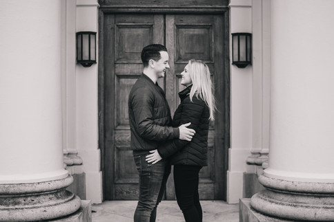 Grace and Lewis, Essex Fiance Photoshoot